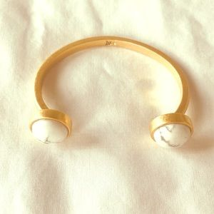 Madewell Cuff With Inset Stones